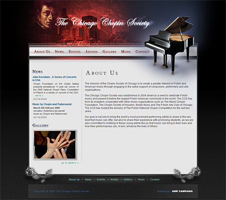 The Chicago Chopin Society - Official Website